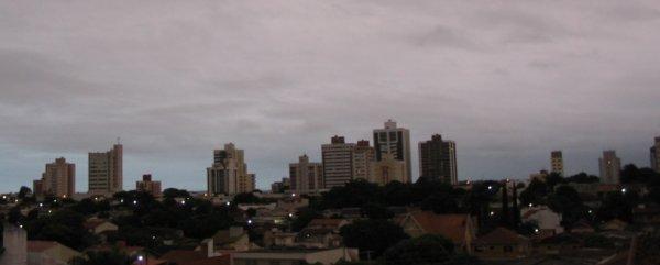 Londrina amanhecendo