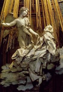 O Êxtase de Santa Tereza, de Bernini